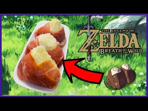 Cuccos Kitchen | How To Make Meaty Rice Balls | Legend Of Zelda: Breath Of The Wild