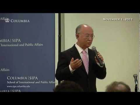 Generaldirektor der Internationalen Atomenergiebehörde, Yukiya Amano