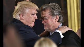 """El llamado """"Rasputin"""" de la Casa Blanca se va. Steve Bannon, el estratega jefe , el controvertido agitador, símbolo de la llegada..."""