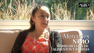 Mercedes Nimo - Subsecretaria de Alimentos y Bebidas