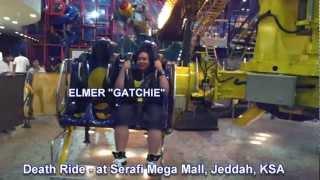 Video Death Ride at Serafi Mega Mall, Jeddah, Saudi Arabia MP3, 3GP, MP4, WEBM, AVI, FLV Juli 2018
