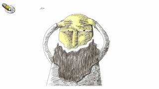 حال الإنسان العربي من رسم ميثم