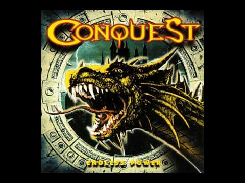 Conquest - Angry Angel online metal music video by CONQUEST