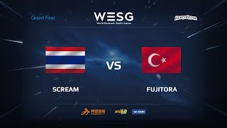 ScreaM vs Fujitora, game 1