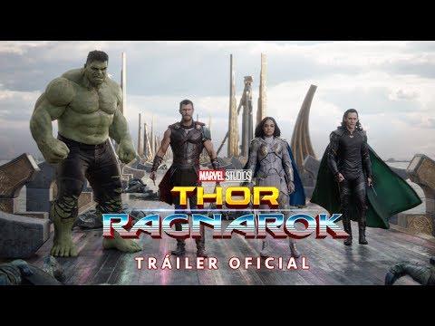 Thor: Ragnarok - Tráiler Oficial en español?>