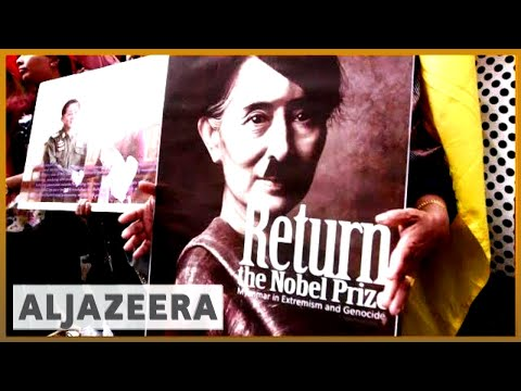 🇦🇺 Lawyers in Australia try to prosecute Aung San Suu Kyi | Al Jazeera English