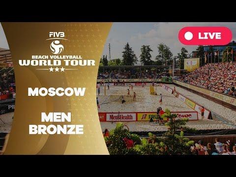 Moscow 3-Star 2017 - Men Bronze - Beach Volleyball World Tour