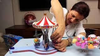 Video Lol Bebekler Aldığım Sürpriz Salıncağa Sığacaklar mı?!! | Lol Playmobil Oyuncakları. Bidünya Oyuncak MP3, 3GP, MP4, WEBM, AVI, FLV Desember 2017
