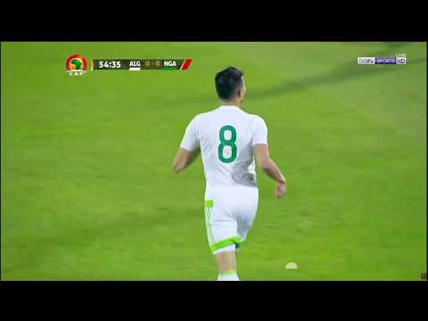 Algeria vs. Nigeria [SECOND HALF] (2018 World Cup Qualification)
