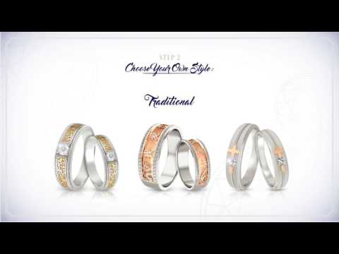 CUSTOMIZE YOUR OWN DREAM WEDDING RING WITH ADELLE JEWELLERY