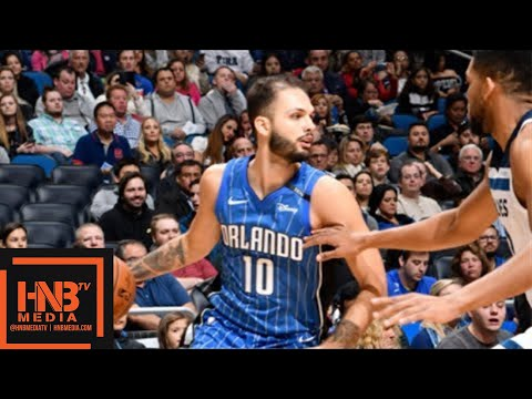 Minnesota Timberwolves vs Orlando Magic Full Game Highlights / Jan 16 / 2017-18 NBA Season (видео)