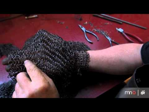 Arms + Armor: Chain Mail