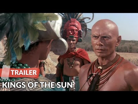 Kings of the Sun 1963 Trailer | Yul Brynner