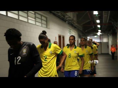 Brasil vence a China pelo Torneio Internacional de Bras�lia