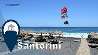 Santorini | Organized Beaches