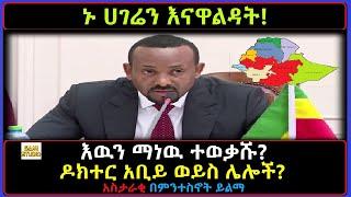 Ethiopia: ማነዉ ተወቃሹ ዶክተር አቢይ ወይስ ሌሎች አስታራቂ በምንተስኖት ይልማ