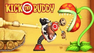 Video Kick the Buddy | All Weapons VS The Buddy | Android Games 2018 Gameplay | Friction Games MP3, 3GP, MP4, WEBM, AVI, FLV Desember 2018