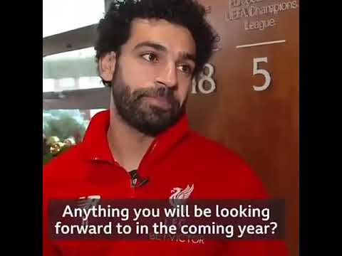 Mosalah Won't Leave Liverpool ! Mosalah Want To Win Championship With Liverpool !