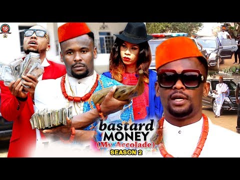 Bastard Money (My Accolade) Season 2 - 2018 Latest Nigerian Nollywood Movie Full HD | 1080p