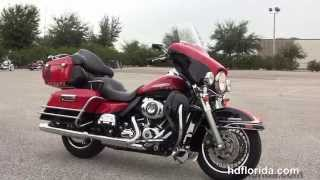 5. Used 2010 Harley Davidson Electra Glide Ultra Limited Motorcycles for sale