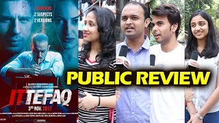 Nonton Ittefaq Public Review   First Day First Show   Sidharth Malhotra  Sonakshi Sinha  Akshaye Khanna Film Subtitle Indonesia Streaming Movie Download