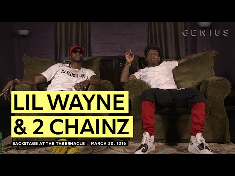 "2 Chainz and Lil Wayne Link Up Again For ""MFN Right (Remix)"" news"