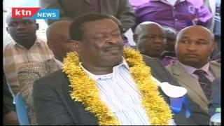 Francis Atwoli to CS Eugene Wamalwa,