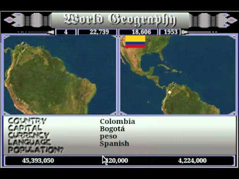 Video of World Geography
