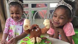 Kid Playing Outside game | Naiah and Elli Toys Show