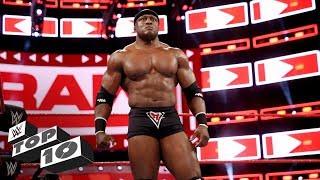 Video Bobby Lashley's dominant moments: WWE Top 10, April 14, 2018 MP3, 3GP, MP4, WEBM, AVI, FLV Juli 2018