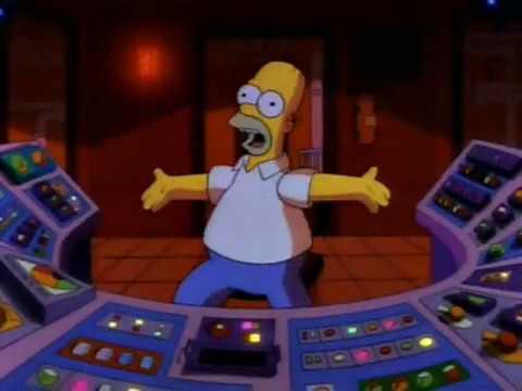 Simpsons - It's my problem! We're doomed!