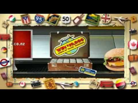 McDonald's 2009 Kiwiburger advert New Zealand