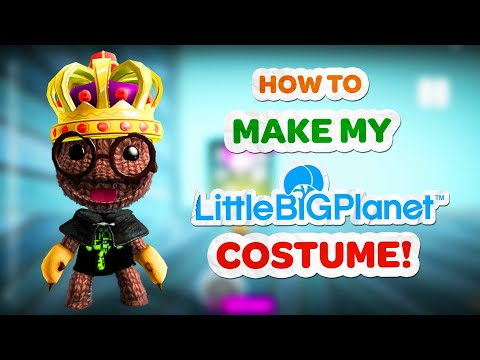 How To Make My LittleBigPlanet Costume