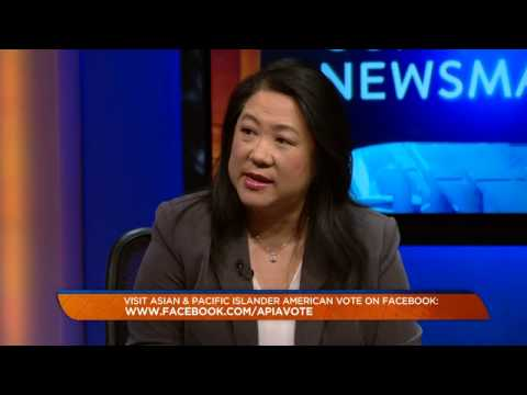 Christine Chen and Mee Moua on Asian American Voters