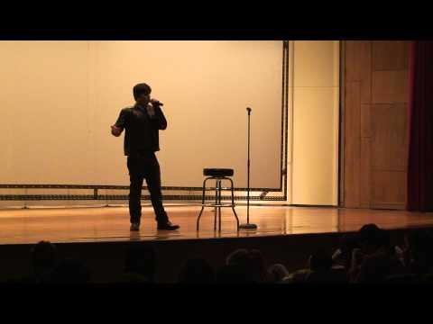JHU Intersession Comedy 2011 Luke Kanter
