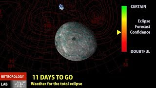 Another look at the total eclipse coming on the 21st.  Join the lively viewer chat and talk shop with astronomers, forecasters, and eclipse enthusiasts!_____________________________________________________________________________LEARN TO FORECAST! Improve your university meteorological studies with practical experience, gear up for your career in meteorology, or just check out how it's done! Meteorologist  Tim Vasquez (based in the Dallas-Fort Worth area) takes a look at what's happening around the US this evening.Please donate to keep these videos coming.  I don't place ads on most of my videos and I rely on you all to help voluntarily.  The more support there is, the more videos and forecasting specials I will put out.  Thank you!DONATE VIA STREAMLABS (donors during the stream get thanked live on the air)https://youtube.streamlabs.com/UCA6mm30VIccQaYjABLaQ6EgDONATE VIA PATREONhttp://www.patreon.com/metlab TWITTER FEED@WeatherGraphics