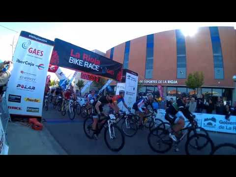 Salida 1ª Etapa. La Rioja Bike Race