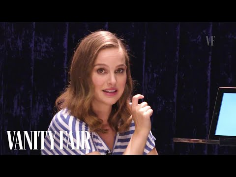 Natalie Portman Explains Hebrew Slang Words