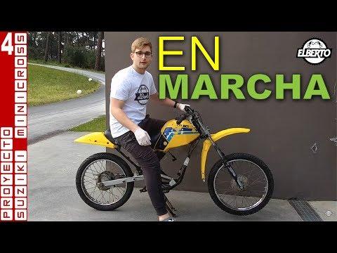 EN MARCHA - Proyecto Suzuki Minicross Pt 4