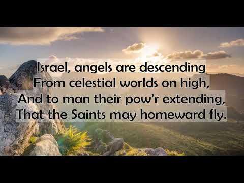 Israel Israel God is Calling lyrics