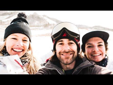 Alpine Team Event Training at the OLYMPICS 👊  | VLOG 11 (видео)