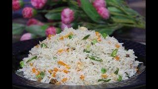 Vegetable Fried Rice Bengali Style - Fried Rice Recipe Bengali -How to make veg fried rice