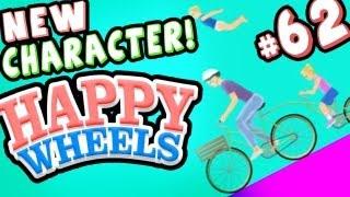 IRRESPONSIBLE MOM (New Character!) - Happy Wheels - Part 62