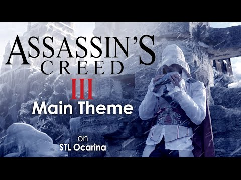Assassin's Creed III - Main Theme - on STL Ocarina