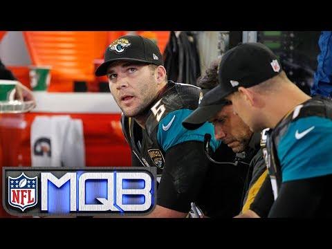 Video: Blake Bortles Benched! | NFL Monday QB