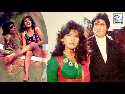 Amitabh Bachchan And Archana Puran Singh's Controversial Cover Shoot