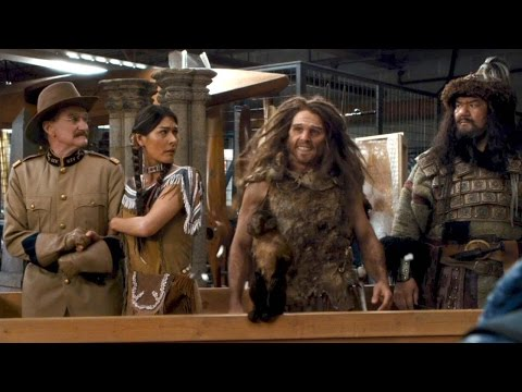 Night at the Museum: Secret of the Tomb Clip 'Everybody's Here?'