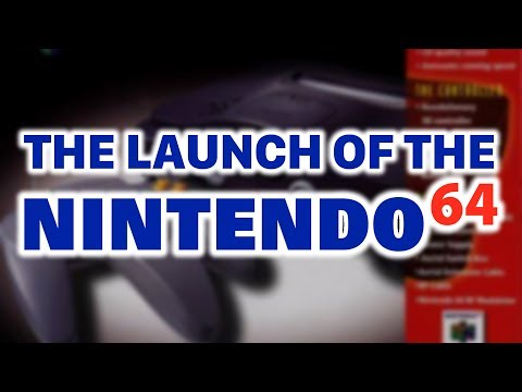 The Launch of the Nintendo 64 (1996)