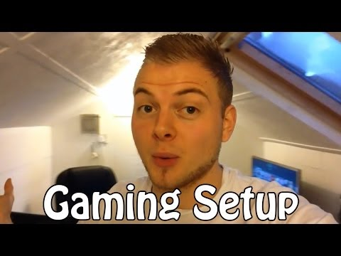 setup - Hello everybody! And welcome to a special gaming setup video! I'm making this video to show you my lovely setup and too celebrate 250000 subscribers! Thank ...