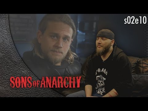 Sons of Anarchy: 2x10 REACTION